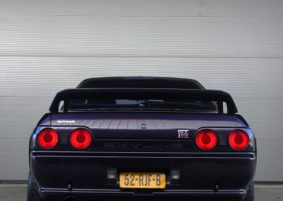 Nissan R32 G TR rear by Next Level Automotive nextlevelautomotive.eu