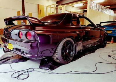 Nissan Skyline GT R R32 by Next Level Automotive nextlevelautomotive.eu