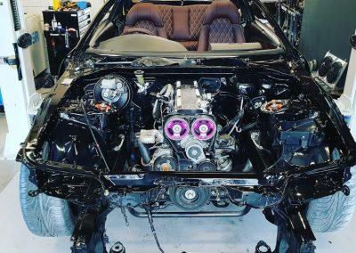 Toyota Supra 1000 HP Build by Next Level Automotive nextlevelautomotive.eu