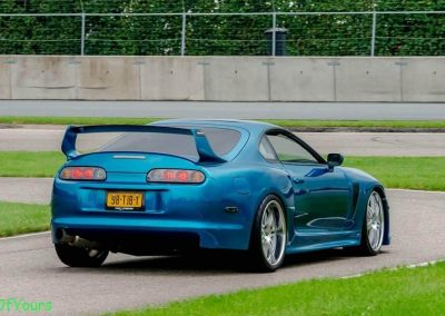 Toyota Supra LHD on track Custom build by Next Level Automotive nextlevelautomotive.eu 2