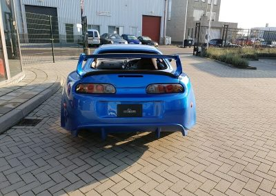 Toyota Supra wide body 2 Custom build by Next Level Automotive nextlevelautomotive.eu