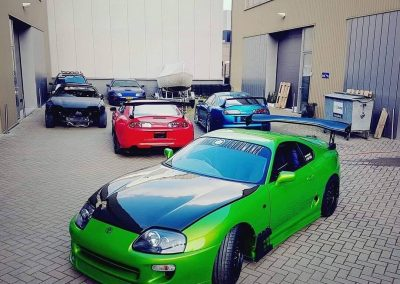 Toyota Supras build by Next Level Automotive nextlevelautomotive.eu