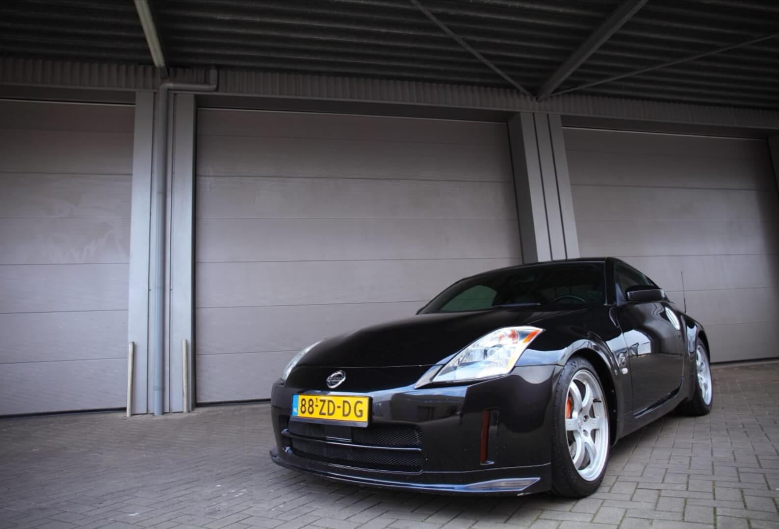 Nissan 350Z HR Track Edition 2008 – by Next Level Automotive – Go to nextlevelautomotive.eu