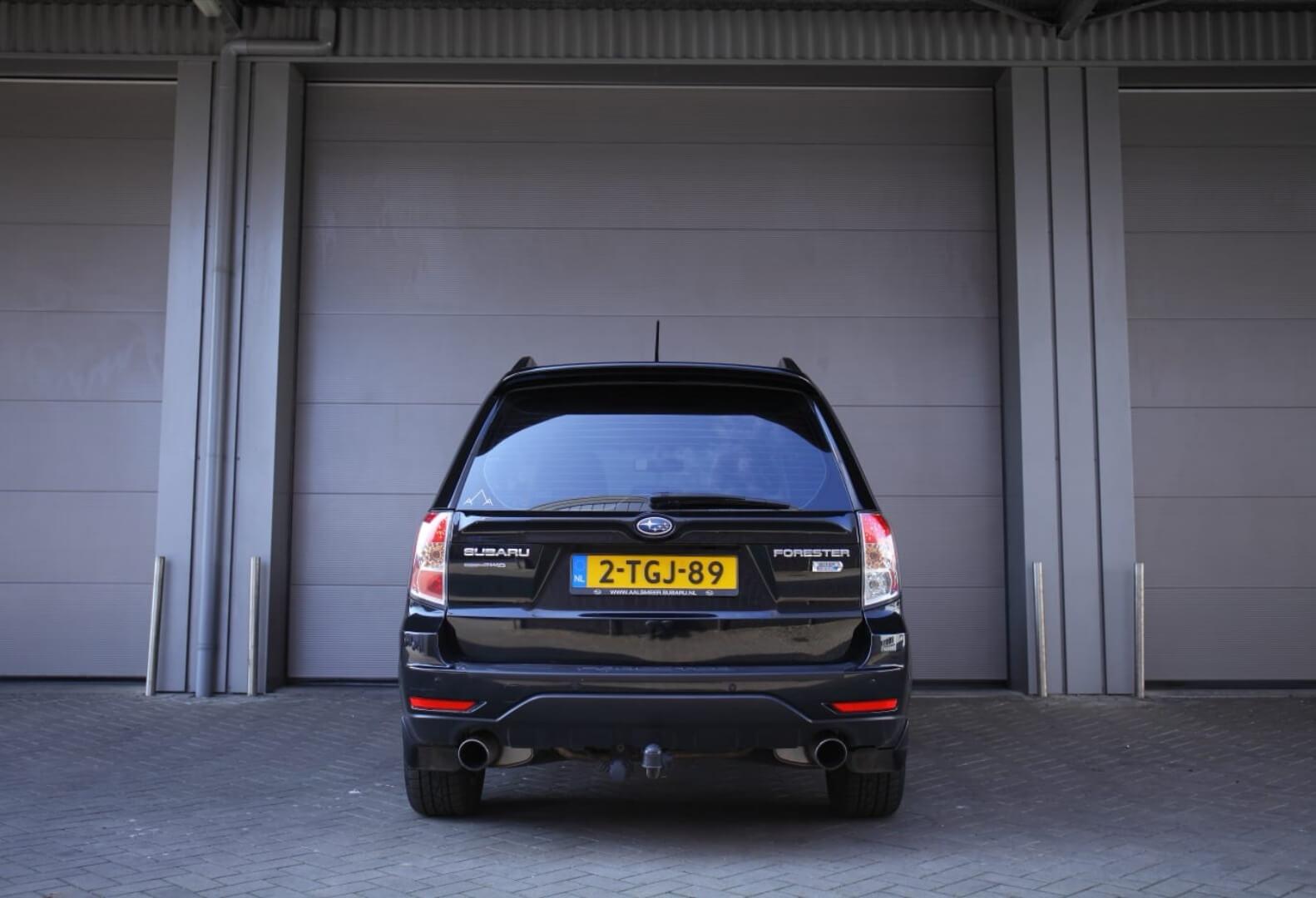 Subaru Forester back – by Next Level Automotive – Go to nextlevelautomotive.eu