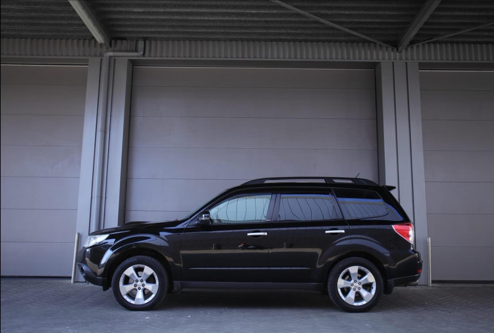 Subaru Forester side – by Next Level Automotive – Go to nextlevelautomotive.eu
